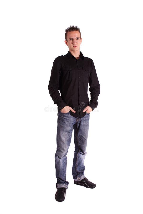 chłodno nastolatek zdjęcie stock