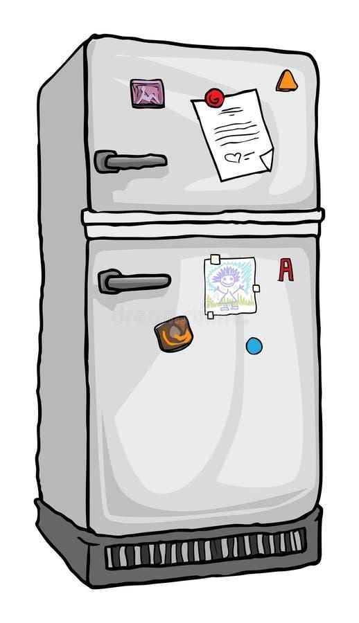 chłodziarka ilustracja wektor