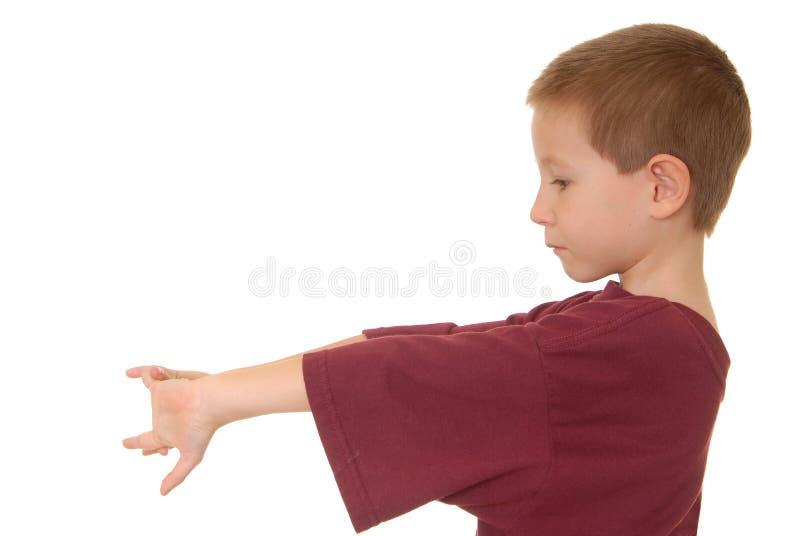 chłopcy 16 dramatyczna zdjęcie stock
