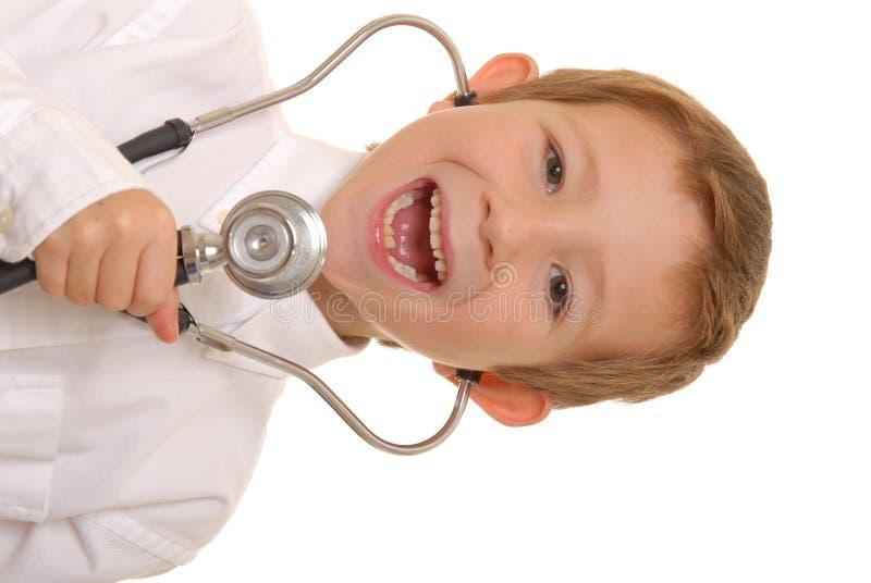 chłopcy 6 doktorze zdjęcie stock