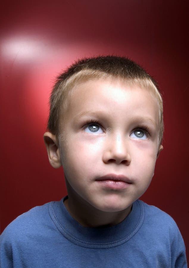 chłopcy portret zdjęcia stock