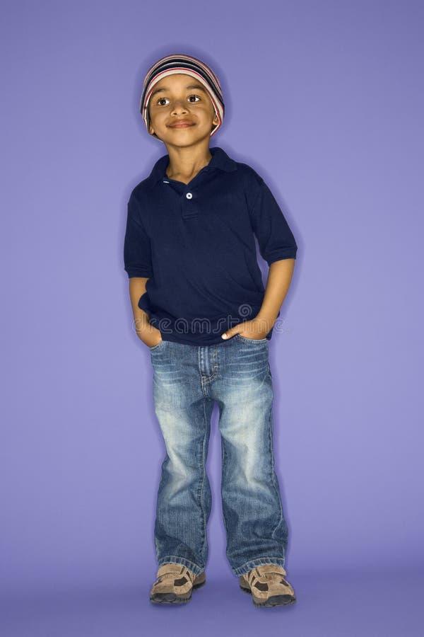 chłopcy portret stanowisko obrazy royalty free