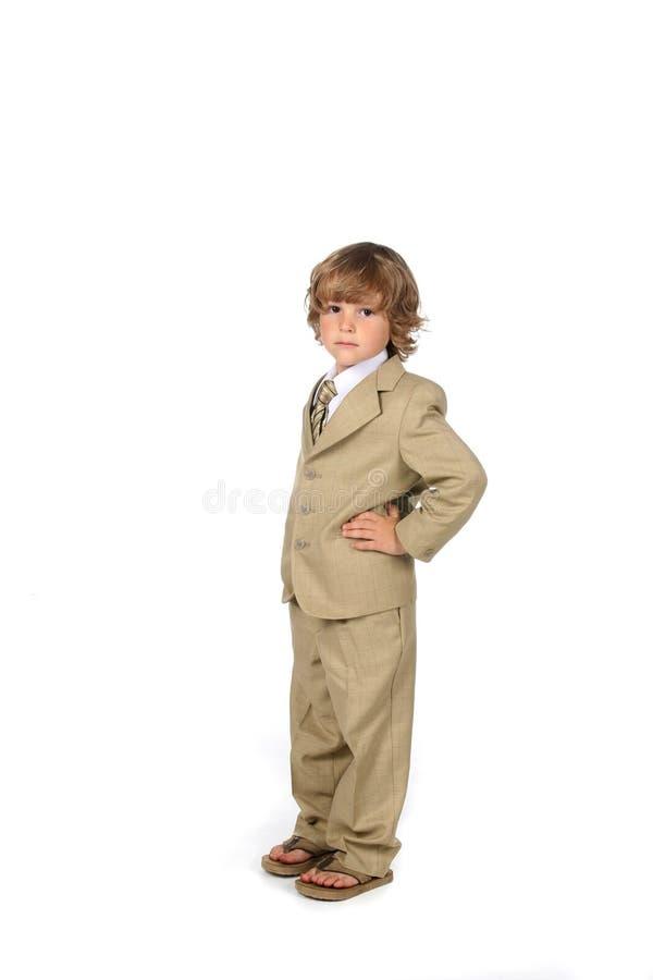 chłopcy rąk bioder garnitur fotografia stock