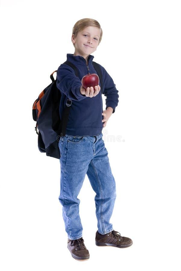 chłopcy ucznia zdjęcie royalty free