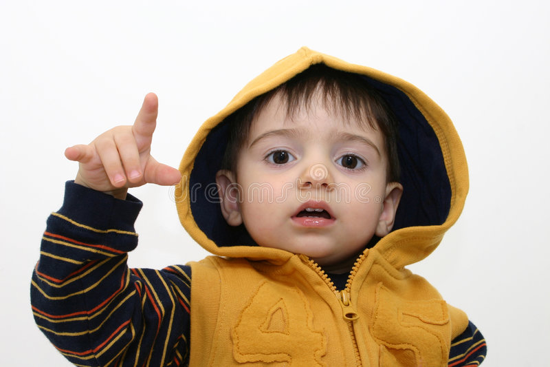 chłopcy upadek ubrania dziecka obraz stock