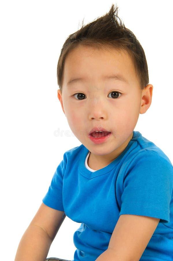 chłopiec chińczyk fotografia stock