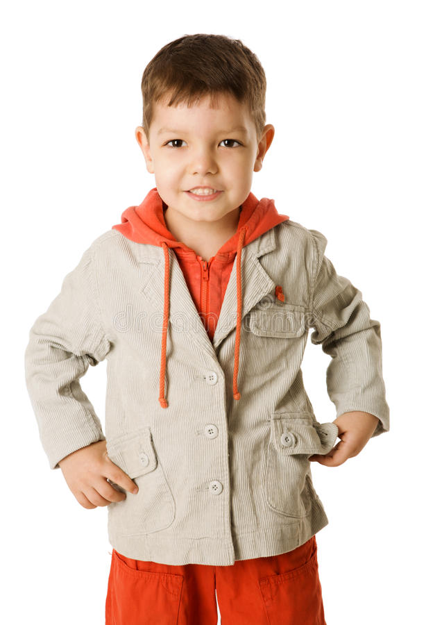 chłopiec cztery rok obrazy stock