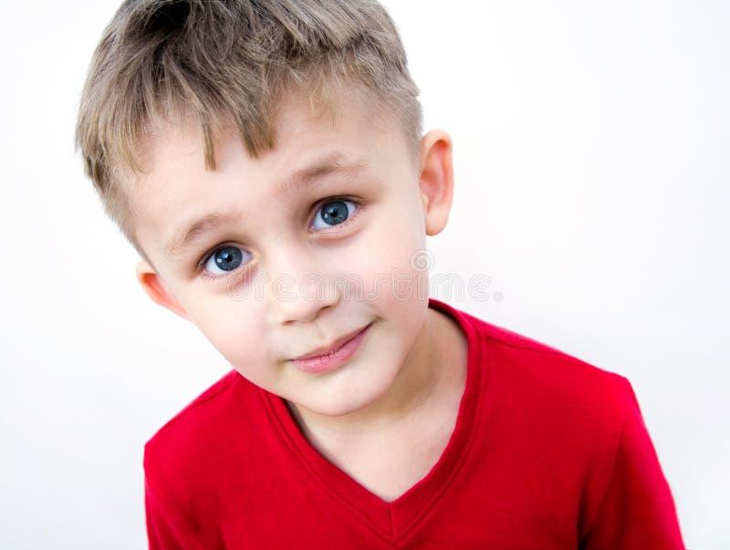chłopiec ja target1328_0_ zdjęcia royalty free