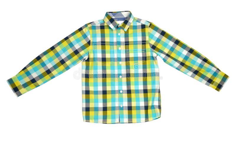 Chłopiec Koszulowe zdjęcie stock