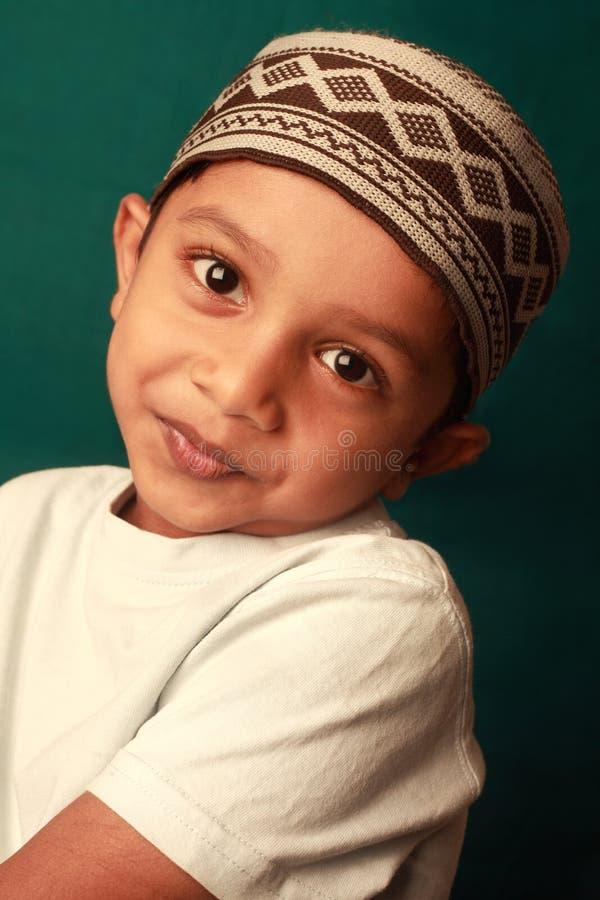 chłopiec muslim zdjęcia stock
