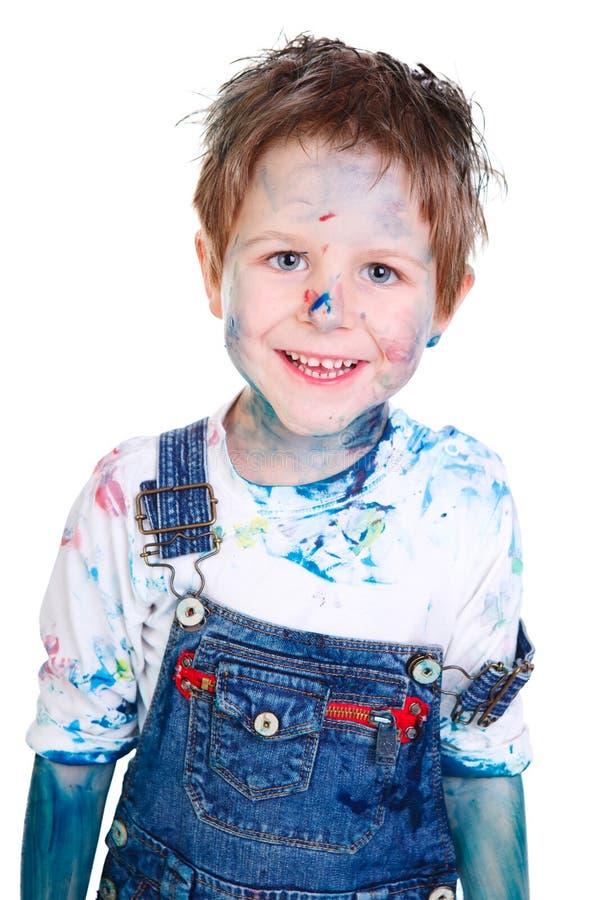 chłopiec obraz zdjęcia stock