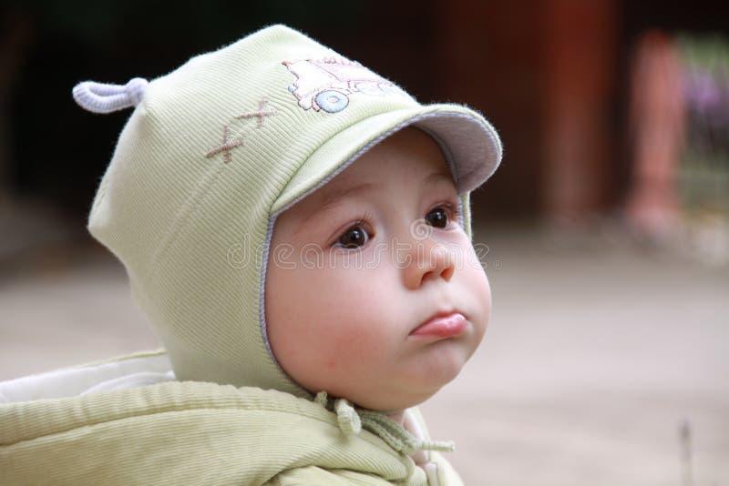 chłopiec portret zdjęcie royalty free
