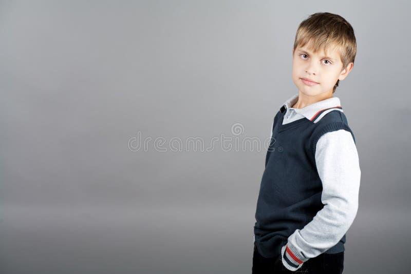 chłopiec silny determinować obrazy royalty free