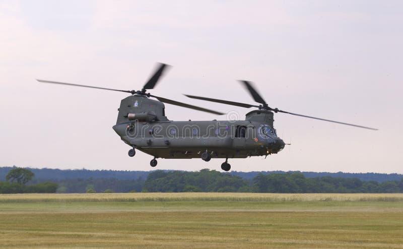 CH-47 Chinook stock fotografie