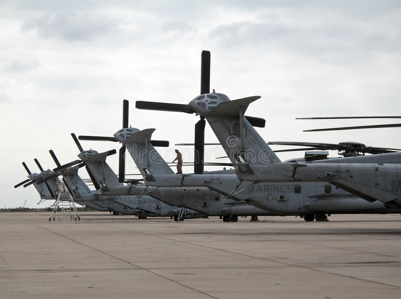 Download CH-53 E stock photo. Image of super, transport, airshow - 11337530