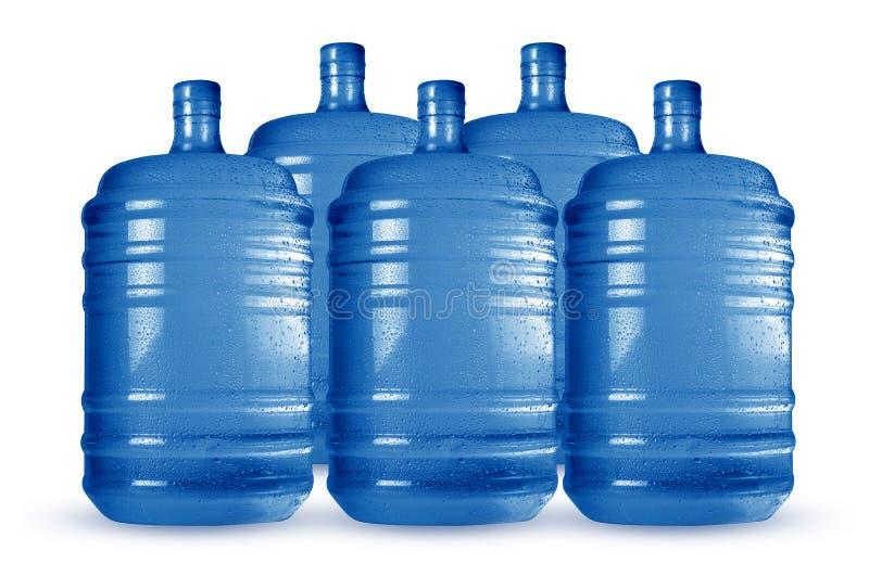 Download Chłodniczej wody puszki zdjęcie stock. Obraz złożonej z pięć - 28974874