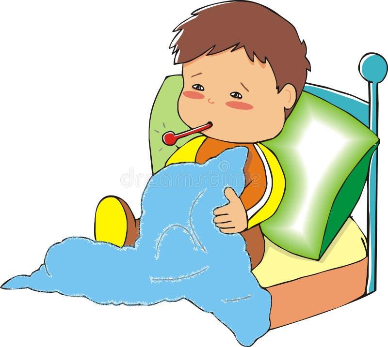 Download Chłopiec Choroba Fotografia Royalty Free - Obraz: 22884617