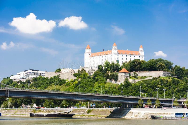 Ch?teau de Bratislava, Slovaquie photos libres de droits