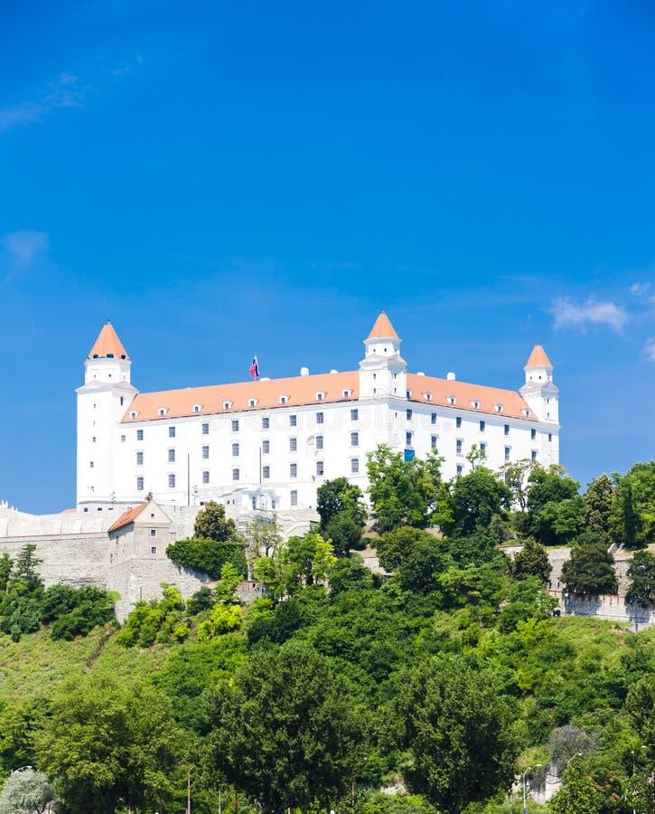 Ch?teau de Bratislava, Slovaquie photo stock