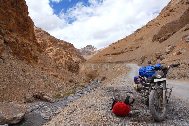 Chaîne de l'Himalaya image libre de droits