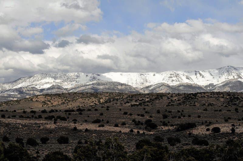 Chaîne de montagne d'Eagan photos libres de droits