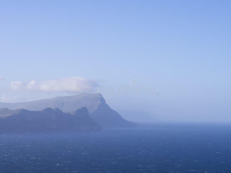 Chaîne de montagne de douze apôtres photo libre de droits