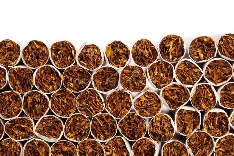 Chaîne de production de cigarettes photos stock
