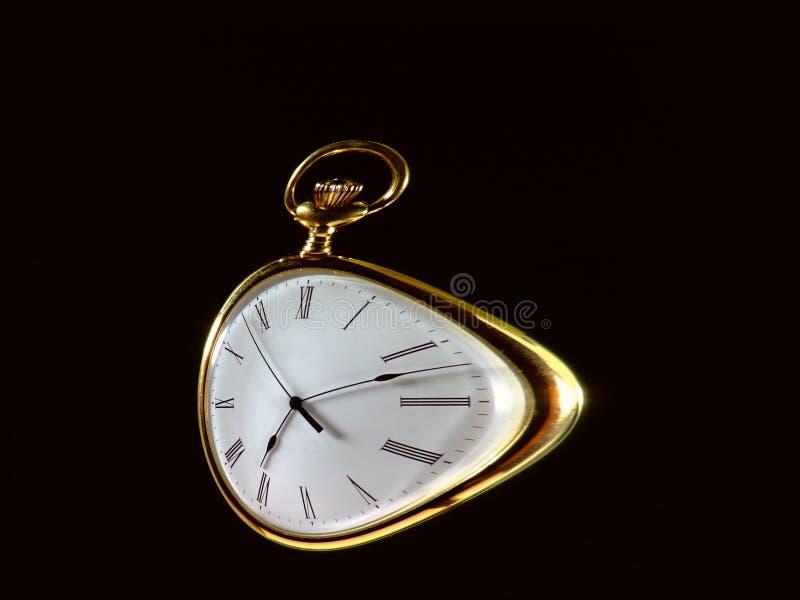 Chaîne de temps photographie stock