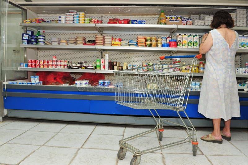 Chałupa sera bojkot obraz stock