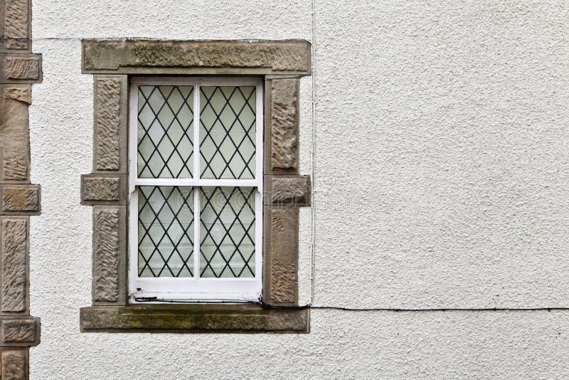 Chałupy okno zdjęcia stock