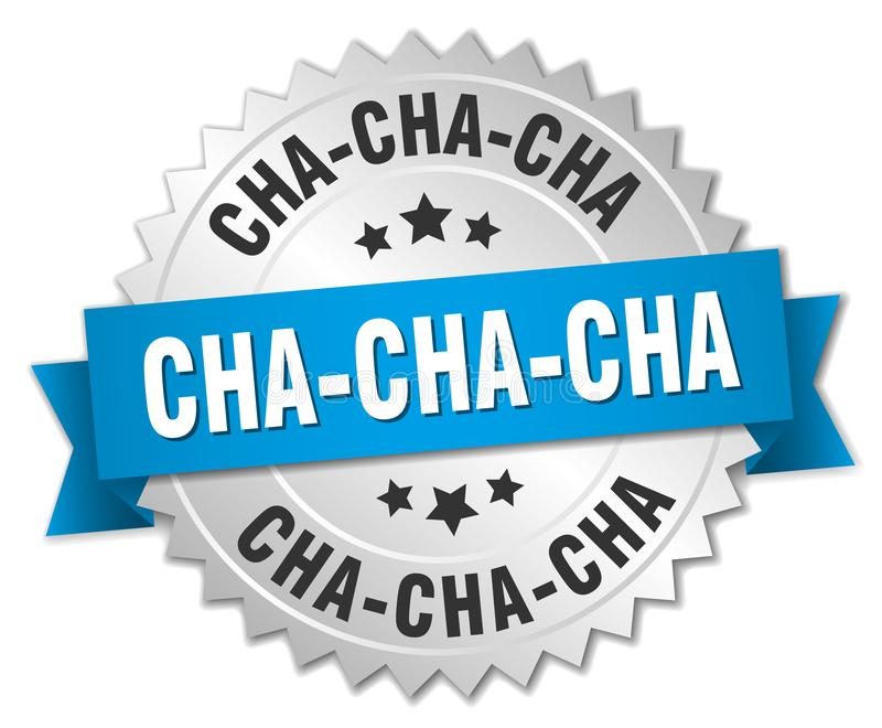cha-cha-cha illustration stock