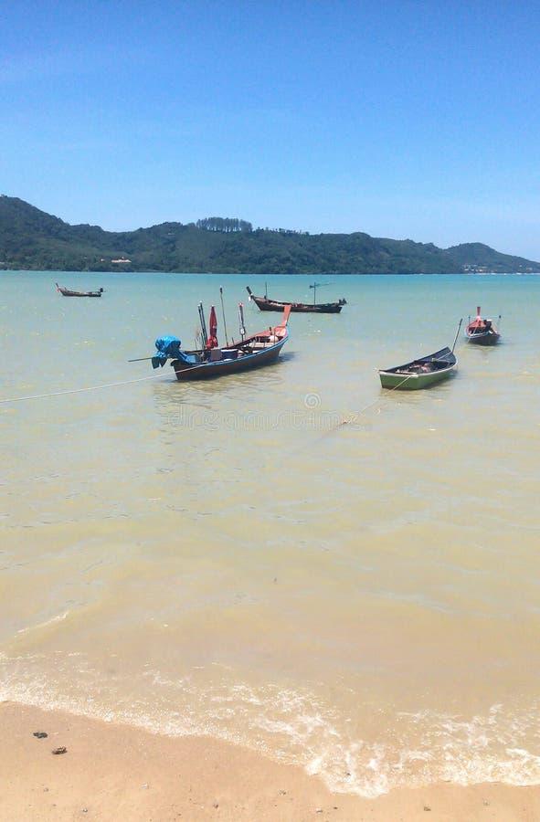 Cha-long bay,Phuket .Thailand royalty free stock photo