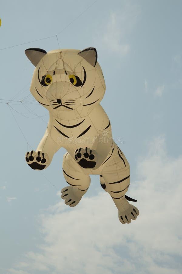 Cha-suis international, le festival de cerf-volant dans Prachuap Khiri Khan Provi photo stock