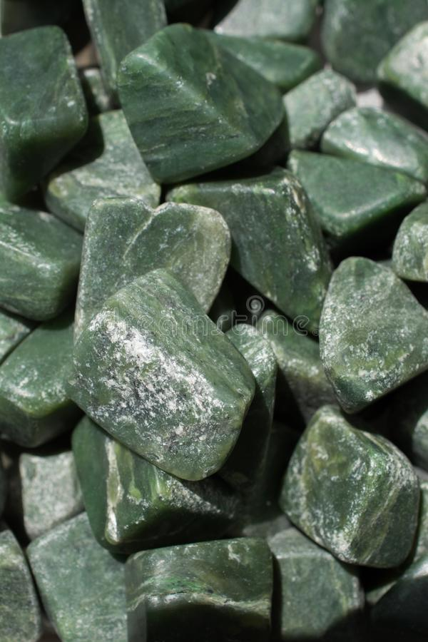 chabeta klejnotu kamień jako naturalna kopaliny skała zdjęcie stock