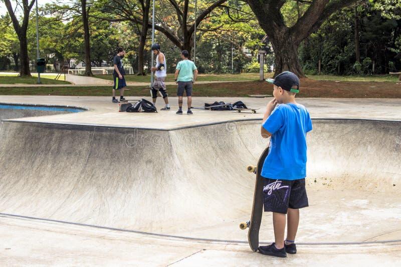 Chacara do Jockey Park στοκ φωτογραφία με δικαίωμα ελεύθερης χρήσης