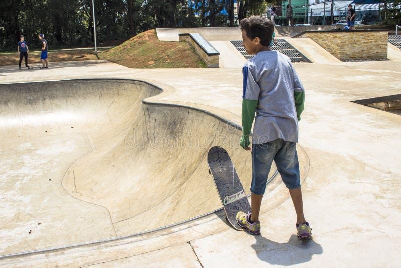 Chacara fa la puleggia tenditrice Park fotografie stock libere da diritti