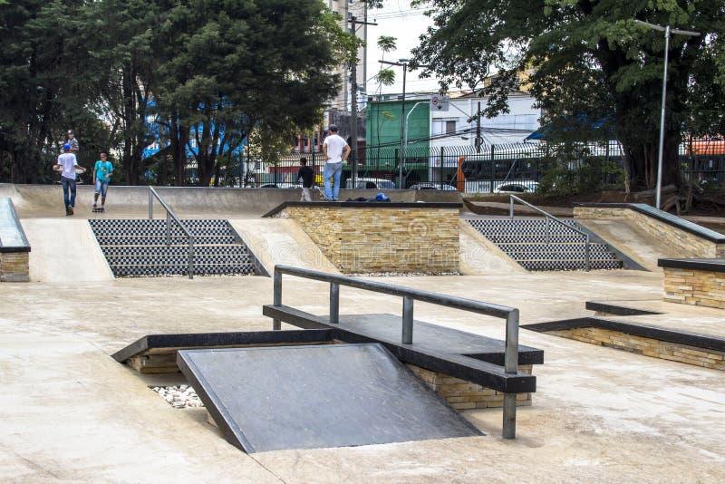 Chacara faz o jóquei Park fotografia de stock