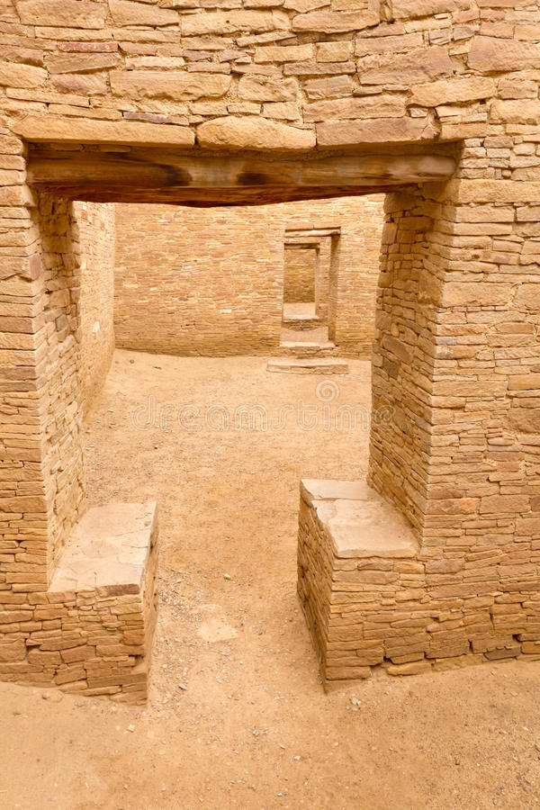 Chaco Culture National Historical Park royalty free stock photos