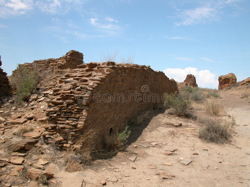 Chacocanion, N.M. stock foto's