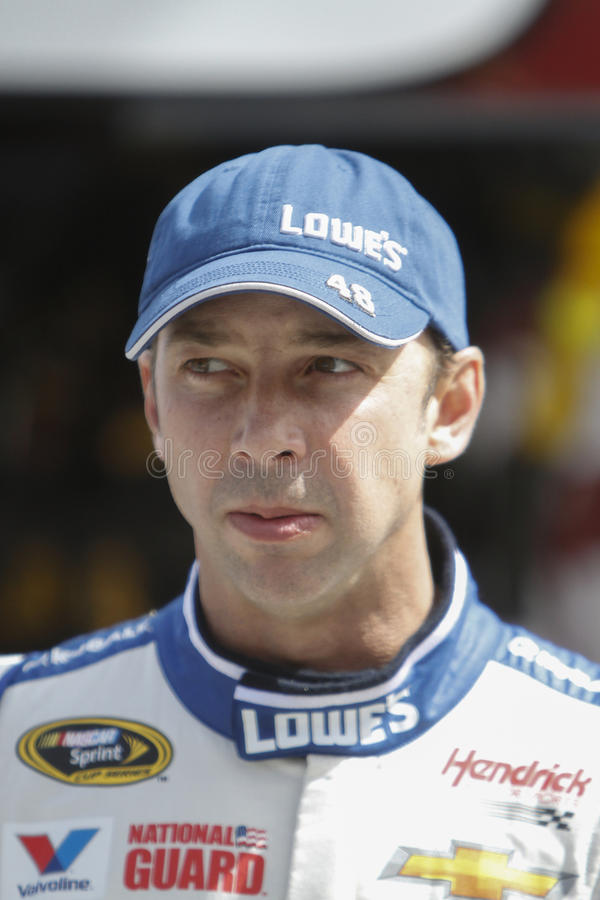 Chad Knaus photo stock