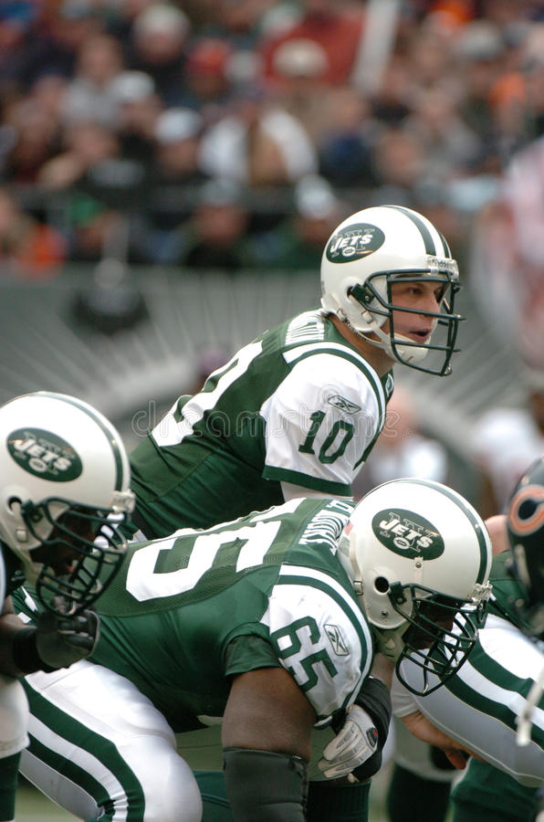 Chad Pennington photos stock
