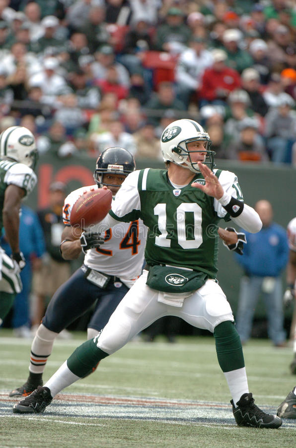 Chad Pennington photo stock