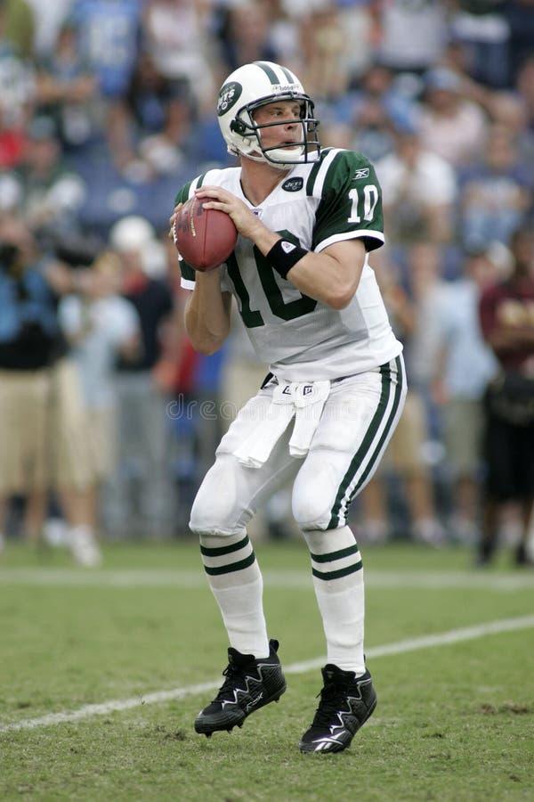Chad Pennington New York Jets foto de stock
