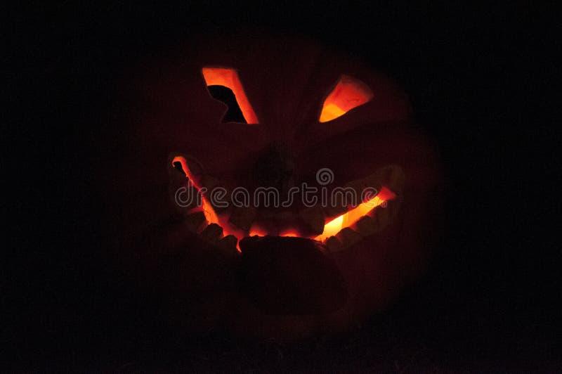 CHADDS福特, PA - 10月26日:伟大的南瓜雕刻2013年10月26日的Carve比赛 图库摄影