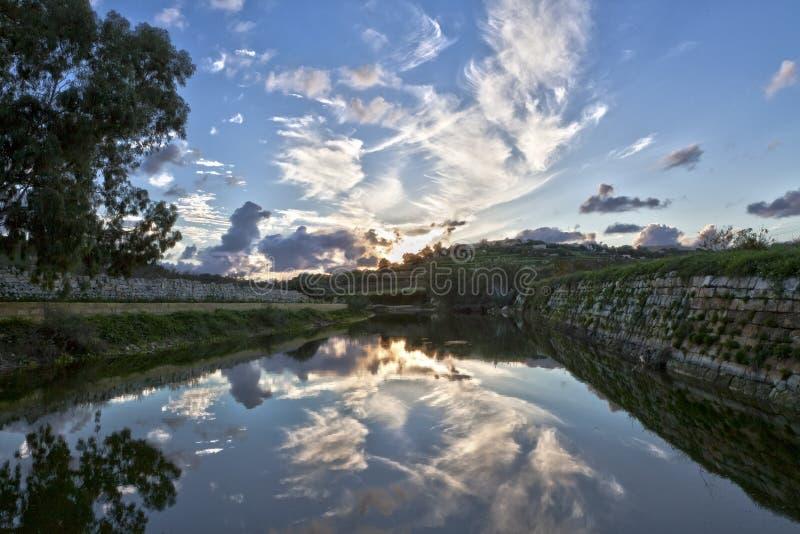 chadwick jeziora zdjęcia stock