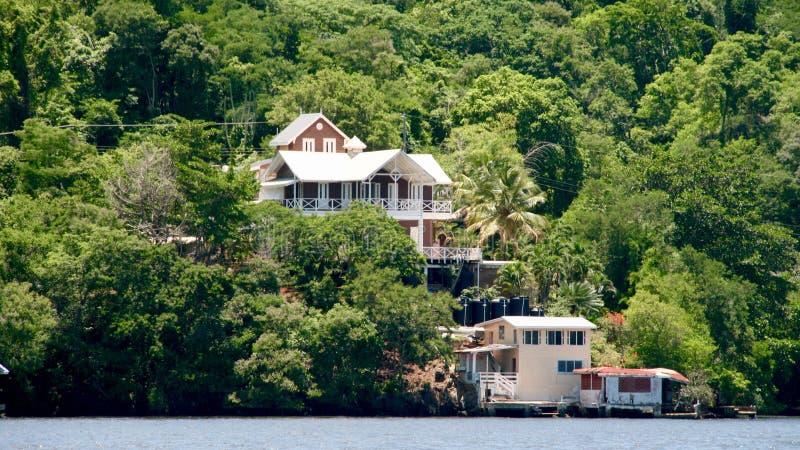 Chaguaramas,特立尼达 免版税库存图片