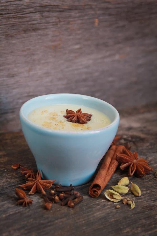 Chai herbata zdjęcia royalty free