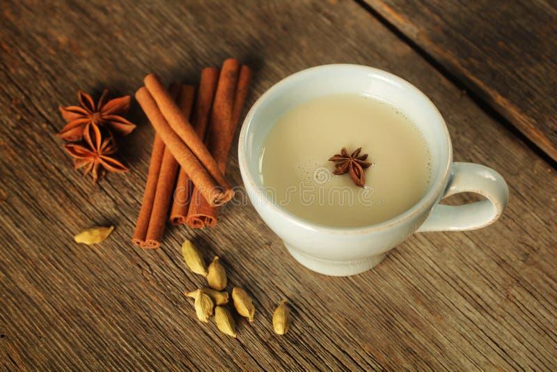 Chai herbata zdjęcie stock