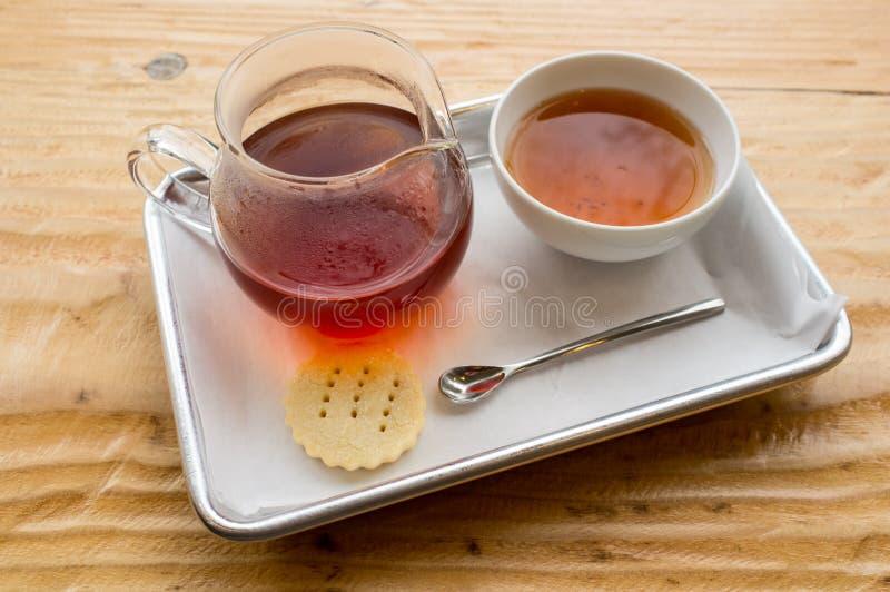 Chai Tea Biscuit fotos de stock