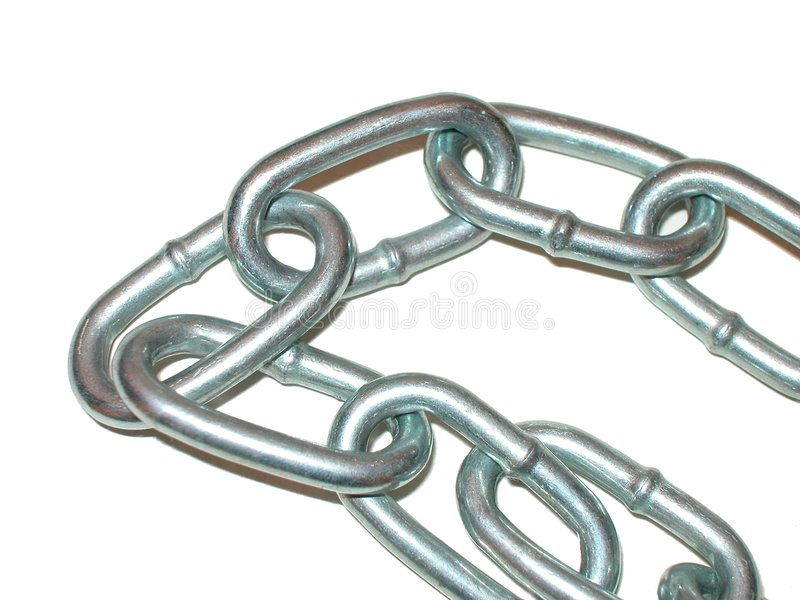 Download Chain 2 stock photo. Image of bond, separate, chains, oppression - 10160
